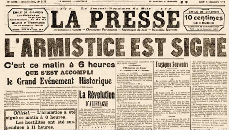 armistice-guerre-mondiale-1918-Rouffignac-Dordogne-1